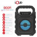 Bluetooth Portable Wireless Speaker Hi-Res Audio - BX210 Black